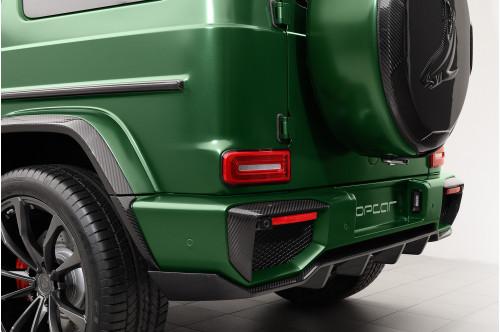 Topcar Tylne wyloty powietrza G W463A