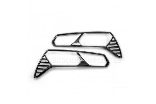 ANDERSON Obudowy tylnych świateł Corvette C7 Z06