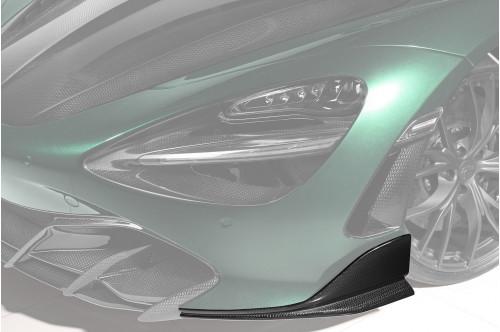Topcar Przednie splittery 720S