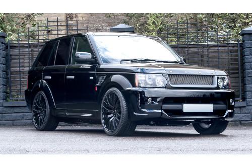 Kahn Przedni spoiler Range Rover Sport 2009