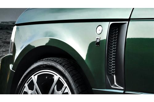 Kahn Boczne wloty powietrza RS Range Rover 2009