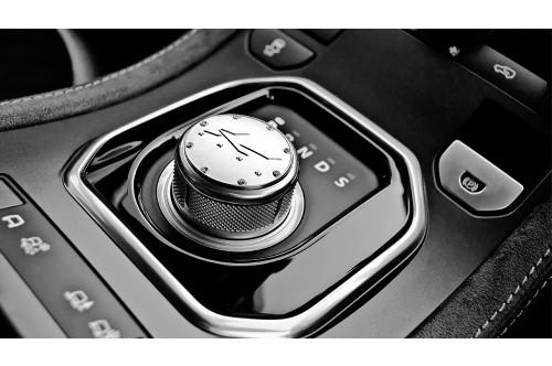 Kahn Diamentowe pokrętło skrzyni biegów Range Rover 2009