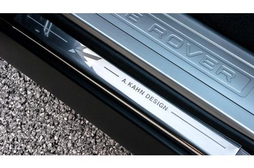 Kahn Listwy progowe Range Rover Sport 2013