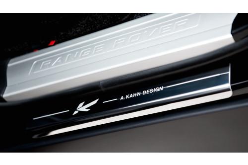 Kahn Listwy progowe Range Rover 2009