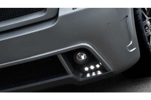 Kahn Światła do jazdy dziennej LED Range Rover 2009