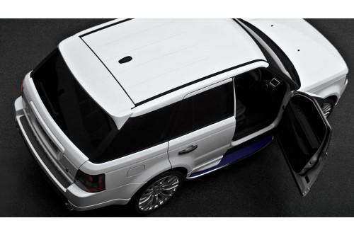 Kahn Progi zewnętrzne Range Rover Sport 2009