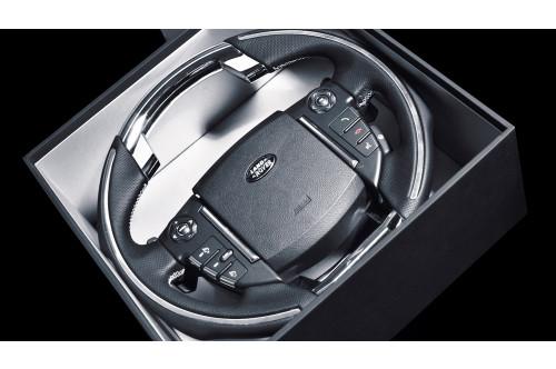 Kahn Skórzana kierownica Range Rover Sport 2009