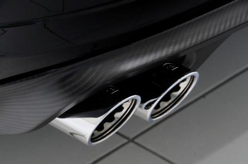 Brabus Sportowy tłumik tylny E W212 i S212