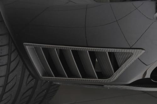 Brabus Tylne wyloty powietrza SLS AMG