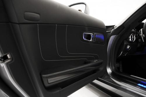 Brabus Rygielki drzwi SLS AMG