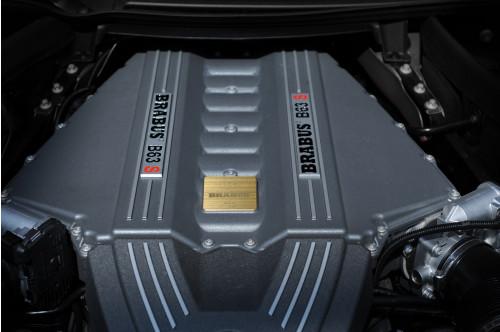 Brabus Pakiet mocy B63S SLS AMG