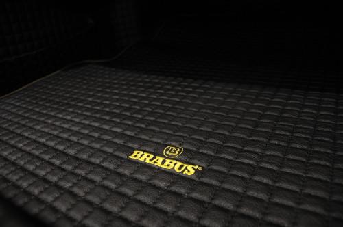Brabus Wykładzina bagażnika E W212 i S212