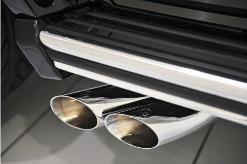 Brabus Sportowy układ wydechowy z klapami G W463