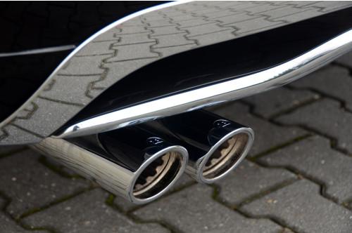 Brabus Sportowy tłumik tylny GL 350 BlueTEC X166