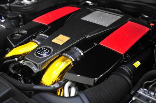 Brabus Pakiet mocy B63-620 CLS 63 AMG C218 i X218
