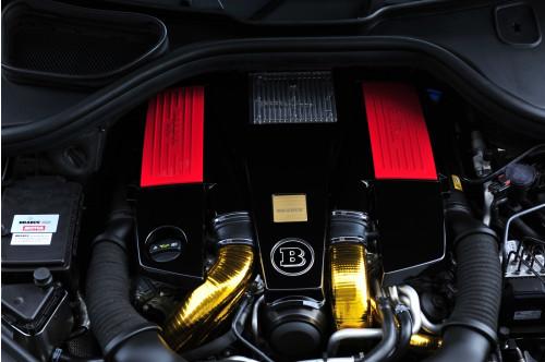Brabus Pakiet mocy B63 GL 63 AMG X166