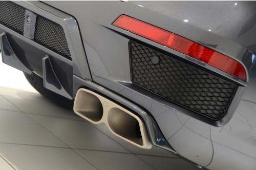 Brabus Sportowy układ wydechowy z klapami GL 63 AMG X166