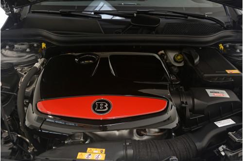 Brabus Pakiet mocy B18 CLA 180 C117 i X117