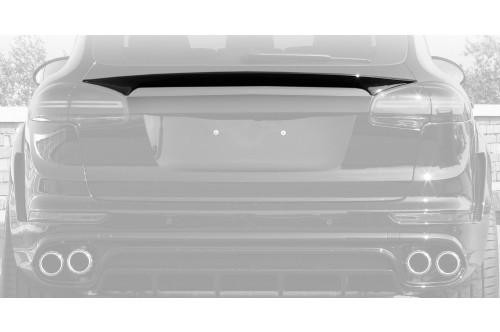 Topcar Tylny spoiler Cayenne 958 2015