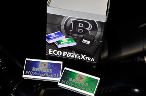 Brabus Pakiet mocy D3 C 220 BlueTec W205, S205, C205 i A205