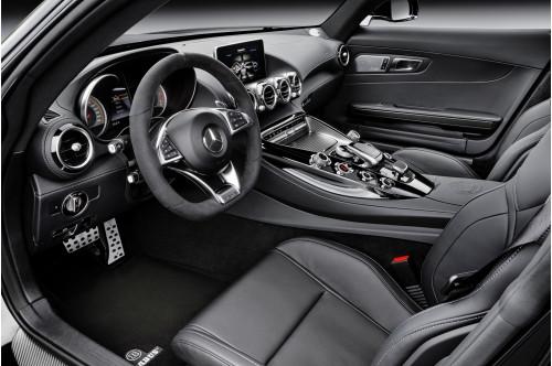 Brabus Rygielki drzwi AMG GT