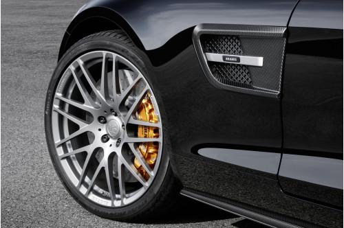 Brabus Wloty powietrza w nadkolach AMG GT