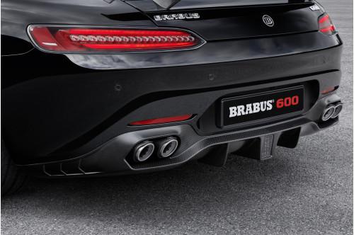 Brabus Dyfuzor AMG GT