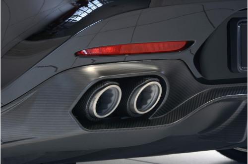 Brabus Sportowy układ wydechowy z klapami AMG GT