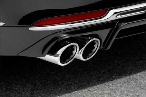 Brabus Sportowy układ wydechowy z klapami S X222