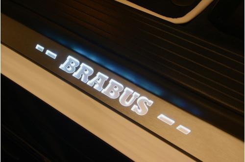 Brabus Listwy wejściowe GLE Coupe C292