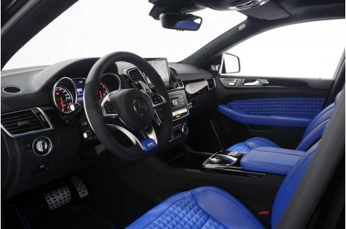 Brabus Skórzane wnętrze GLE Coupe C292