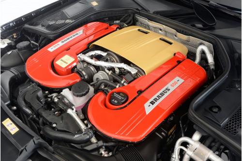 Brabus Pakiet mocy B40 C 63 AMG W205, S205, C205 i A205