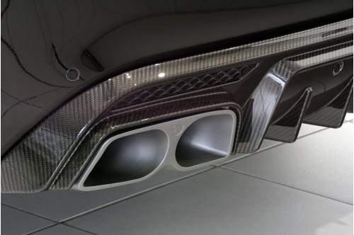 Brabus Sportowy układ wydechowy z klapami C 63 AMG W205, S205, C205 i A205