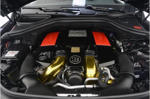 Brabus Pakiet mocy 850 GLE 63 AMG S Coupe C292