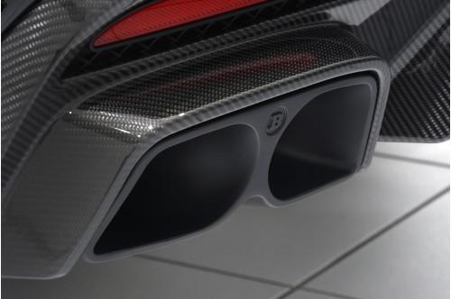 Brabus Sportowy układ wydechowy z klapami GLE 63 AMG SUV W166