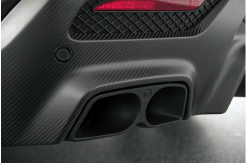 Brabus Sportowy układ wydechowy z klapami GLE 63 AMG Coupe C292