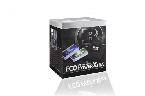 Brabus Pakiet mocy D6S CLS 350 BlueTEC C218 i X218