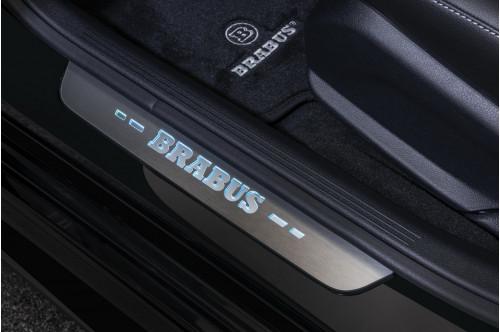 Brabus Listwy wejściowe GT X290