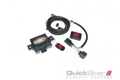 QuickSilver Aktywny układ wydechowy Bentayga Diesel