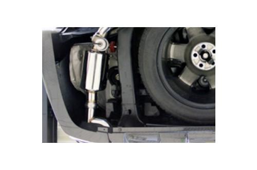 Mansory Sportowy tłumik tylny Range Rover Sport 2009