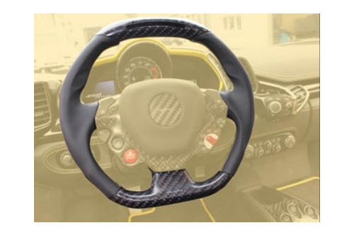 Mansory Sportowa kierownica 458 Speciale