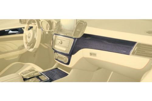 Mansory Pakiet wnętrza Carbon GLE 63 AMG Coupe C292