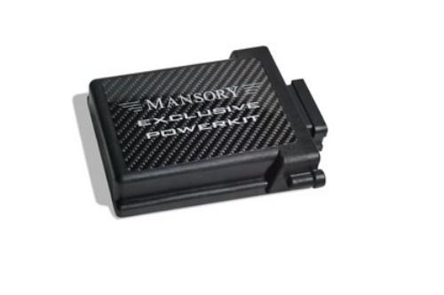 Mansory Pakiet mocy GLE 63 AMG Coupe C292
