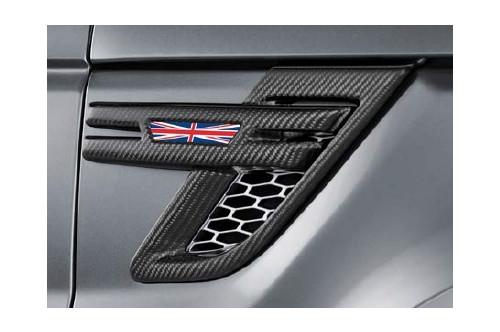 Startech Wloty powietrza w nadkolach Range Rover Sport 2013