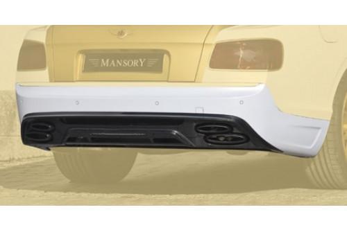 Mansory Tylny zderzak Flying Spur 2016