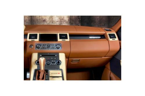 Mansory Nawiewy Range Rover Sport 2009