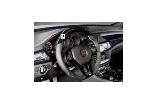 Mansory Sportowa kierownica CLS C218 i X218