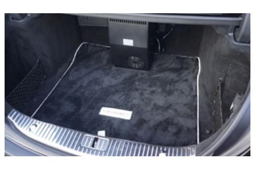 Mansory Wykładzina bagażnika S W222 i V222