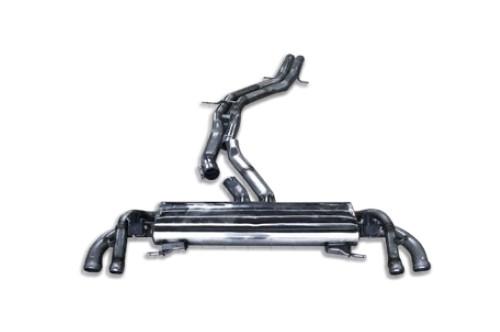 Mansory Sportowy układ wydechowy Bentayga 2020