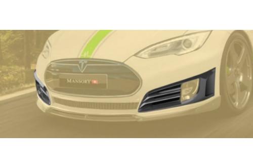 Mansory Przednie wloty powietrza Model S